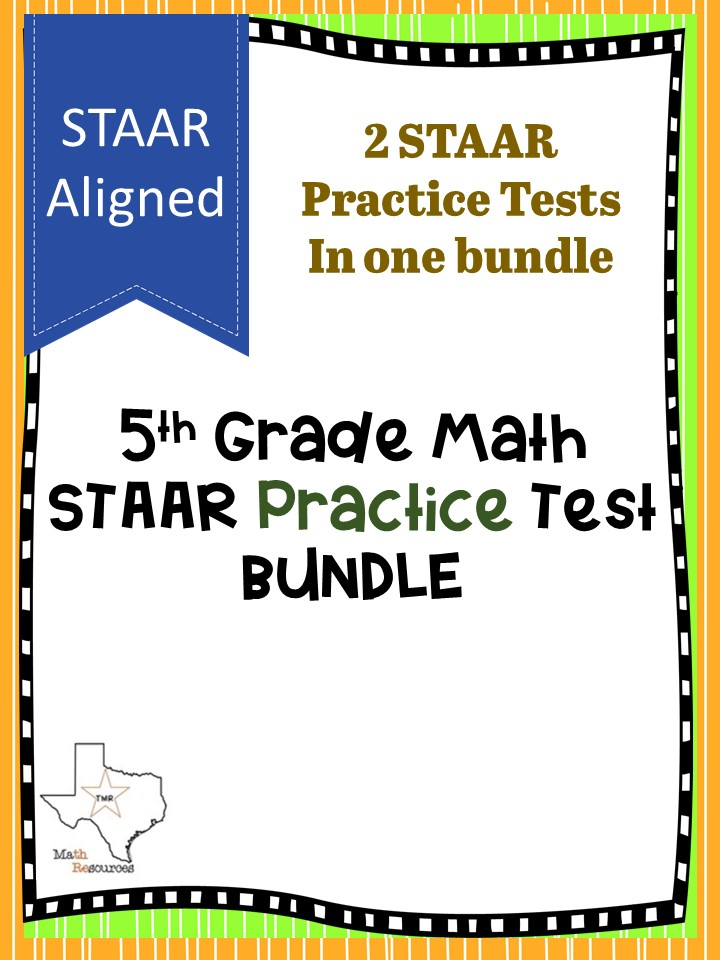 Good resource for STAAR prep